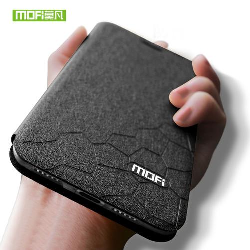 Huawei honor 9 case cover silicon luxury flip leather original mofi Huawei honor 9 case 5.15 transparent tpu back metal foundas