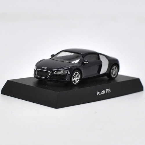 1:64 Alloy Audi Toy  Sports Car Model Of Children's Toy Cars Original Authorized Authentic Kids Toys A3 A4 A5 A6 TT R8 Q7