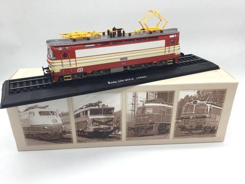 RARE BEST 1/87 Atlas Rada 230 059-8 1966 Plastic Train Model Gift For Collection