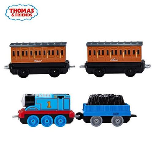 3-4pcs and friends trains hot tomas metal magnetic trains miniatura de carro diecast model kids jouets pour enfants gift