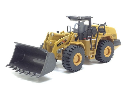 New high simulation alloy engineering vehicle model 1: 50 Loader shovel truck toys metal castings kid toy vehicles free shipping