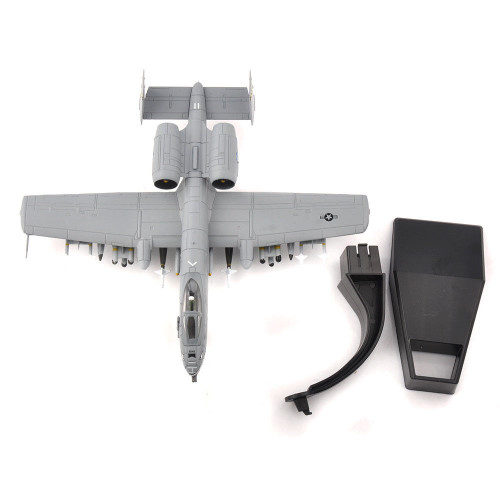 Kids toys 1/100 Diecast Attack A-10 Fighter Bomber Aircraft Model Toys F Collection Model Alloy AirlineToy