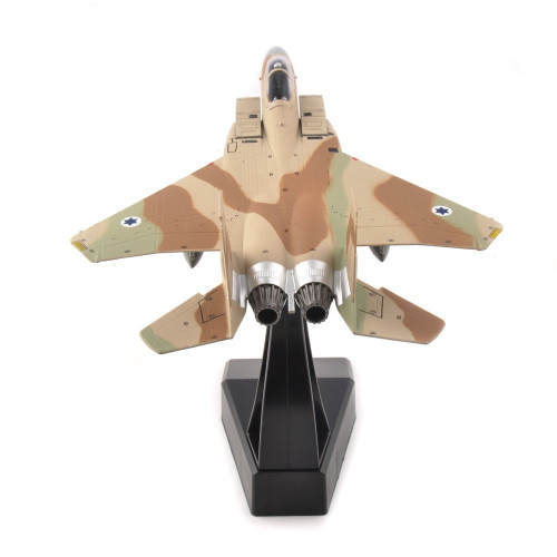 Cheap Toys for Kid 1/100 Boeing F-15 Eagle Jet Airplane Alloy Fighter Model Aircraft Toys for Collection Gift