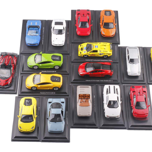 New 1:43 Alloy Diecast Mini Pocket Car Model Vehicle Toys LEO Rambo Antique Vintage Muscle Racing Car Luxury For Children Toy