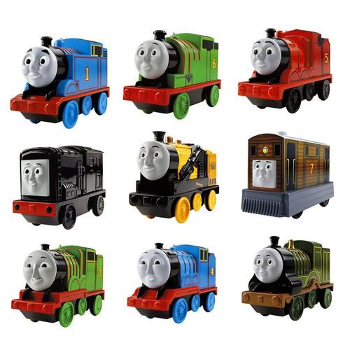 Electric thomas and friends Trackmaster engine compatible brio Motorized railway train car model electric train locomotive