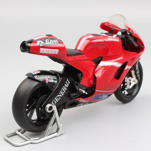 1/12 automaxx Desmosedici MotoGP GP10 2010 No.27 racer Casey Stoner racing Diecast model moto bike motorcycle toy car collectors