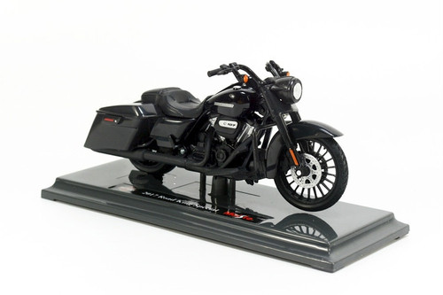 Maisto 1:18 Harley 2017 Road King Special Motorcycle Diecast Metal Bike Model NEW IN BOX