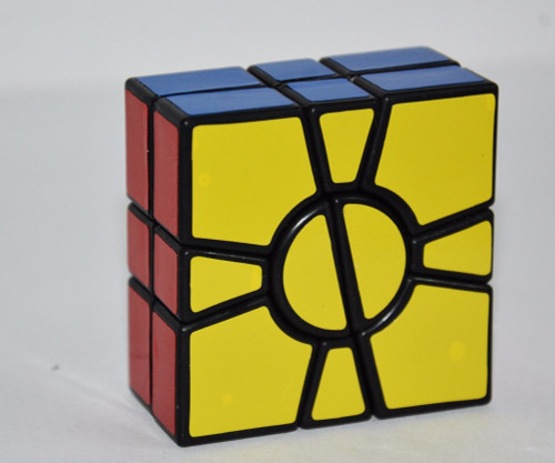 High Quality New Brand QJ 2x2x2 2-layer SQ-1 Speed Magic Cube Puzzle Cube Twist Toys Educational Toys Special Toys