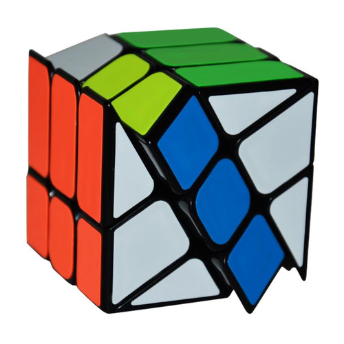 3Pcs/ Set YongJun YJ Magic Cube 3x3x3 Fisher Cube & 2x2x2 Wind Wheel Magic Cube & Fluctuation Angle Axis Cube Puzzle Toy (W0