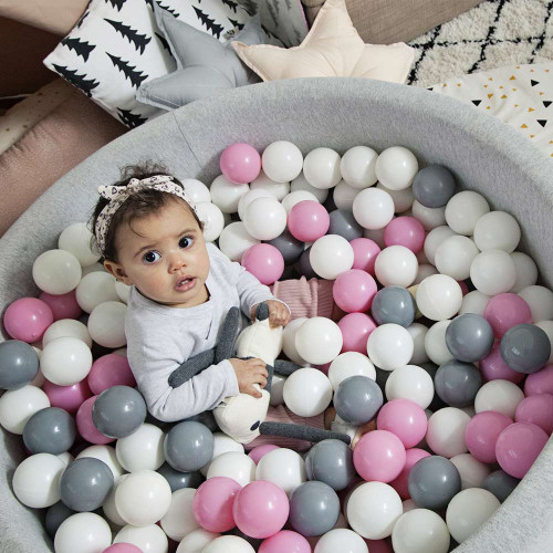 Toy Tents Toys & Hobbies Lovely Baby Ocean Ball Pool Children Indoor Game Dry Pool Kid Games Toy Room Newborn Baby Fence Nordic Style Kids Decoration Speelkleed