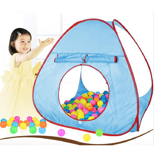 2018 New Kids Ocean Balls Play Tents House Pit Pool Tent  Baby Indoor Outdoor Toy Tent Children Outdoor Beach Game Tents for Fun