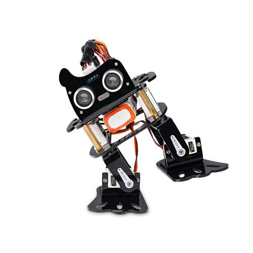 SunFounder DIY 4-DOF Robot Kit- Sloth Learning Kit Programmable Dancing Robot Kit For Arduino Nano Electronic Toy