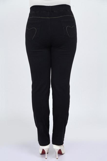 TUHAO 2018 spring High Waist Denim Pants Jeans For Women large size 8XL 7XL 6XL 5XL office lady Jean vintage plus size pant YH12