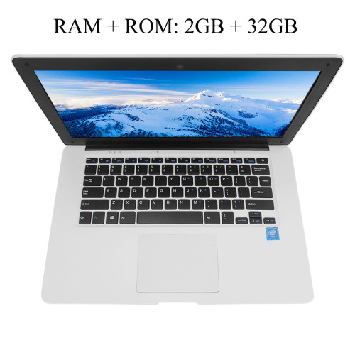 T-bao Tbook X7 Computers Laptops 14.1 inch 2GB DDR3 RAM 32GB EMMC Storage Intel Cherry Trail Z8350 Computer Laptops Notebook