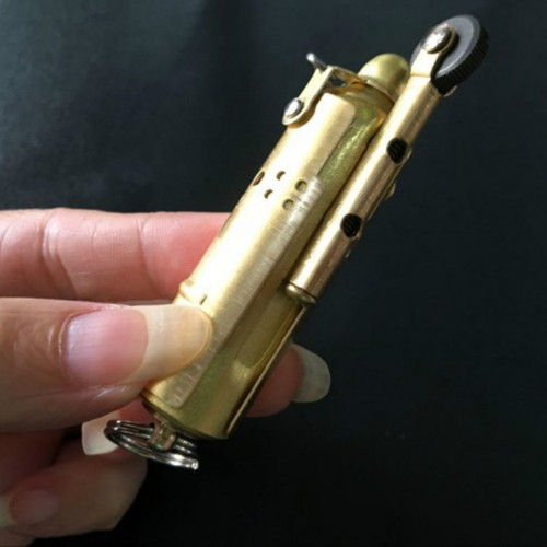 Kerosene Cigarette Vintage Star  Mini Oil Lighter outdoor clipper lighter weed vaporizer juul geocaching starbuzz cafeteira raw