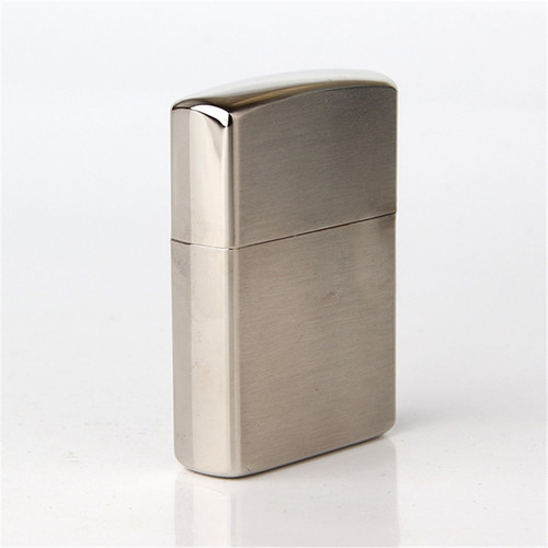 Free shipping Cigarette Accessories Copper Material Cross Bow Engraving Metal Kerosene Lighter