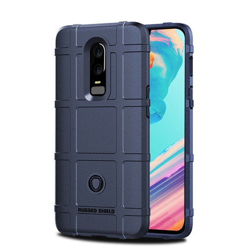 Oneplus6 6t Armor Case for Oneplus 6t 6 Case Anti-knock Non-slip Silicone Soft Back Cover for Oneplus6t One Plus 1+6 1+6t Fundas