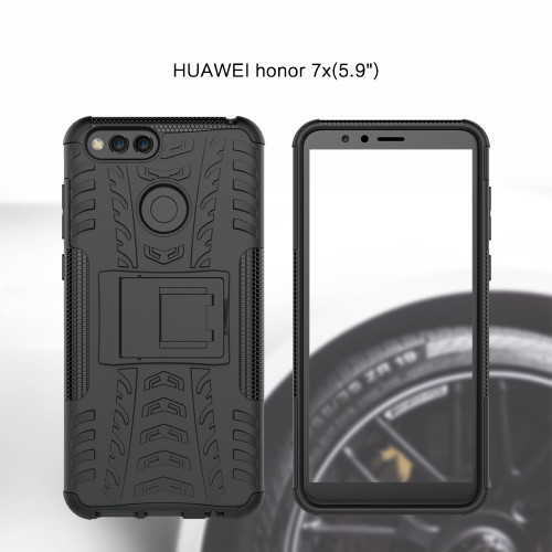 Cover Case for Huawei Honor 7X honor7X Luxury Full Protective Hard Phone Back Bags Cases for Huawei Honor 7 X 5.93 inch