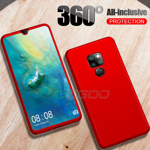 360 Degree Full Cover Cases For Huawei Mate 20 Lite Mate 10 P20 Pro Case For Huawei Mate 10 P20 Lite Mate 20 Pro P smart Case