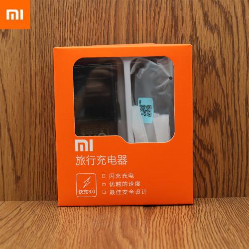 xiaomi mi5 QC3.0 Charger Original , Quick fast 12V/1.5A EU plug Adapter & Genuine Usb type-C cable for mi 5x 4c Max2 Mix Mix 2