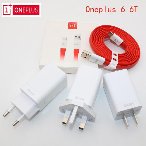 Original ONEPLUS Dash Charger,5V 4A USB Quick Charge Adapter,100CM/150CM Noodle Dash Cable EU/US/UK Plug Oneplus 3 3T 5 5T 6 6T