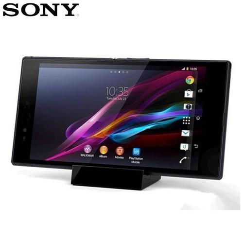 Original Sony Desktop Charging Dock Stand Charger DK31 For SONY L39h Xperia Z1 C6903 C6902 C6906 Honami SO-01F Xperia i1