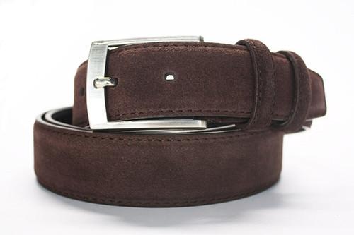 New Style Fashion Brand Welour Genuine Leather Belt For Jeans Leather Belt Men Mens Belts Luxury Suede Belt Straps