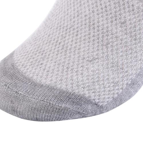 20Pcs=10Pair Solid Mesh Men's Socks Invisible Ankle Socks Men Summer Breathable Thin Boat Socks Size EUR 38-43  11