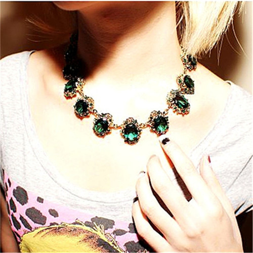 CC Vintage Chokers Necklace For Women Hyperbole Necklaces Pendants Clavicle Chain Luxury Jewelry Pendant Accessories CCN168b