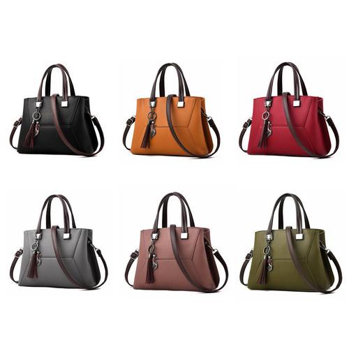 Fashion Tassel 2018 Women Handbag Luxury Brand Clutch Female Crossbody Bags Soft Leather Designer Large Lady Shoulder Bags Tote