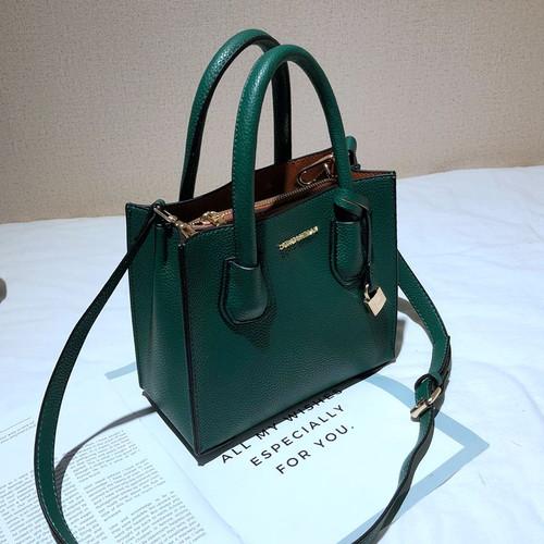 Bag For Women 2018 New Designer Lady Office Bag Black Solid Lock Business Handbag High Quality Pu Leather Top Handle Work Bag