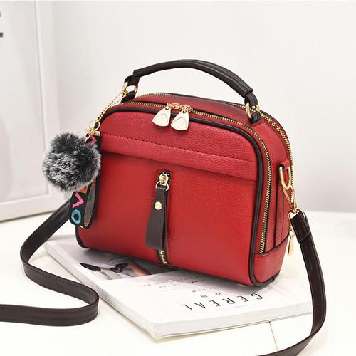 New Crossbody Bags For Women 2018 Handbag Shoulder Bag Female Leather Flap Cheap Women Messenger Bags Small Bolsa Feminina