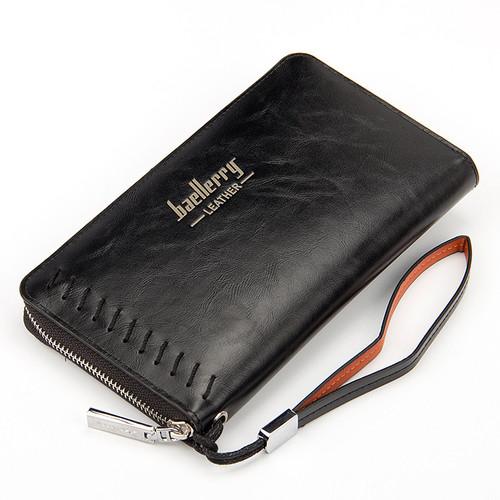 Baellerry Phone Long Clutch Handy Women Men Wallet Male Female Coin Purse Cuzdan For Baellery Money Bag Wristlet Walet Kashelek