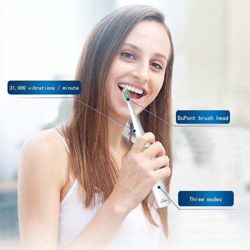 Electronic Toothbrush Lansung u1 Ultrasonic Toothbrush Electric Tooth Brush electric toothbrush Cepillo Dental Oral Hygiene 1