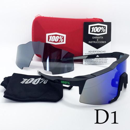 Brand Sunglasses Men Women 2017 UV400 Sun Glasses Male Driving Fishing Eyewear Jaw breaker with 2 Lenses