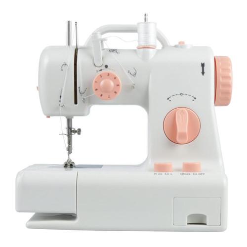 Mini Sewing Machines Dual Speed Double Thread Multifunction US EU UK Electric Sewing Machine #15