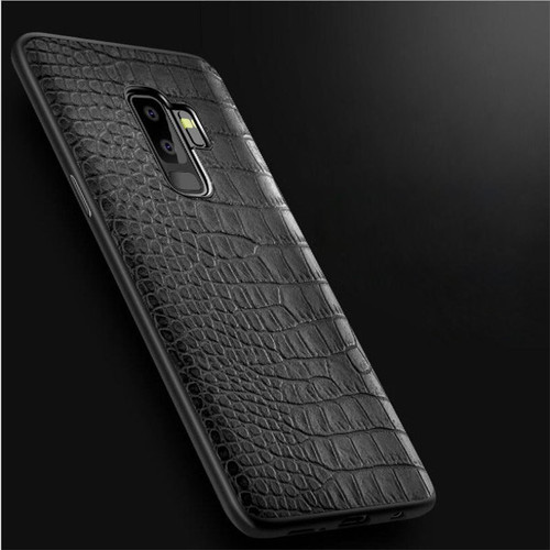 Luxury 3D Crocodile Snake Pattern Leather Case For Samsung Galaxy S9 S8 Plus Case Ultra Thin Shockproof Case For Samsung S9 Plus