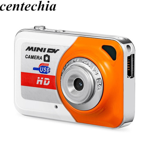 HD 1280*1024 Ultra Portable Mini Digital Camera Video Recorder Support TF Card Micro Secure Digital Memory Card Newest