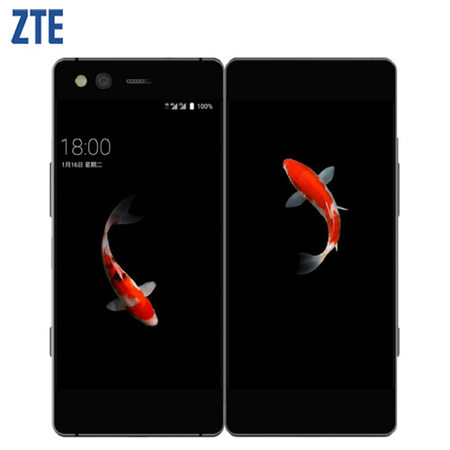 ZTE AXON M Folding screen Dual Screen 5.2inch Cell Phone