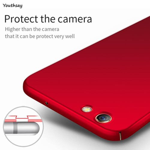 sFor Cover Oppo F1S Case For A59 Luxury Slip Smooth PC Hard Back Phone Case For Oppo F1S Cover For Oppo Find 9 A59 F1 S Shell