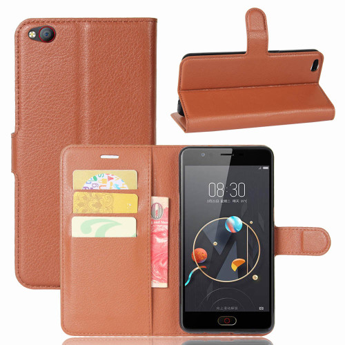 ASTUBIA For ZTE Nubia M2 lite Case Cover PU Leather Phone Case For ZTE Nubia M2 lite Cover 4g Coque For ZTE Nubia M2 lite 5.5
