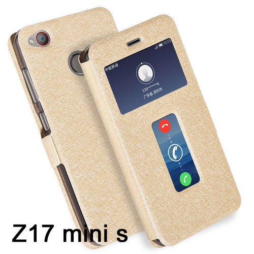 ZTE Nubia Z11 max Case Leather Windows Style case for ZTE Nubia Z11 mini s Z 11 cover Luxury ZTE nubia z17 mini s Zte Z17s case
