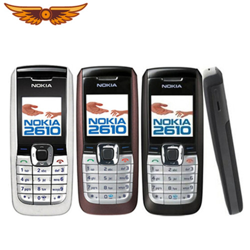 2610 Fast Unlocked Nokia 2610 the Cheapest Original Mobile Phone  Free Shipping