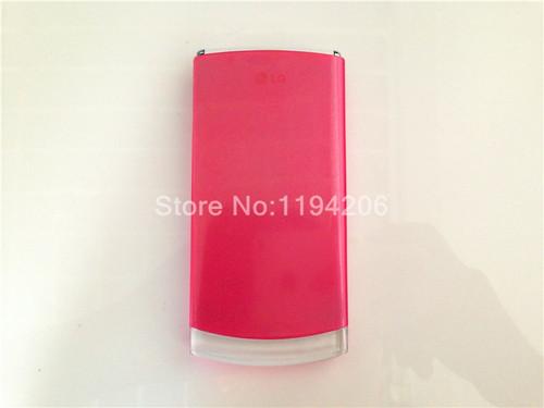 GD580 Original Unlocked LG GD580 800mAh 3.15MP External Hidden OLED Display Cellphone Free Shipping