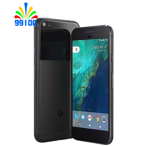Unlocked Original Cell phone  Google Pixel X/XL 5.0/5.5 inch screen 4G LTE 4GB RAM 32GB/128GB ROM(Charger may scratches)