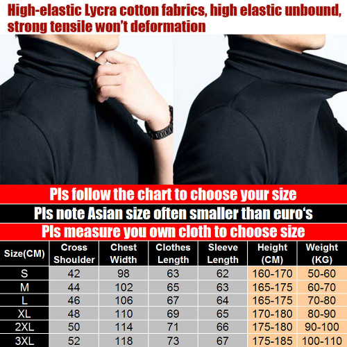 2019 Spring & Fall New Men's Fashion Brands Long Sleeve T Shirt, Men Casual Solid Color High Quality Camisetas T-Shirt XXXL C541