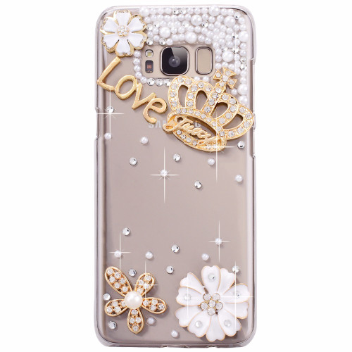 Luxury Bling Diamond Case Cover for Samsung Galaxy S3 S4 S4 S5 S6 Edge S7 S7 Edge S8 S8 S9 Plus A8 A6 Plus Note 8 Case Cover