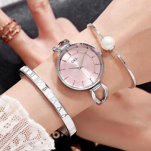 Luxury brand set Women Rhinestone Watch Crystal Ceramic Watches Female Quartz Wristwatches Lady Dress Watch relogio feminino