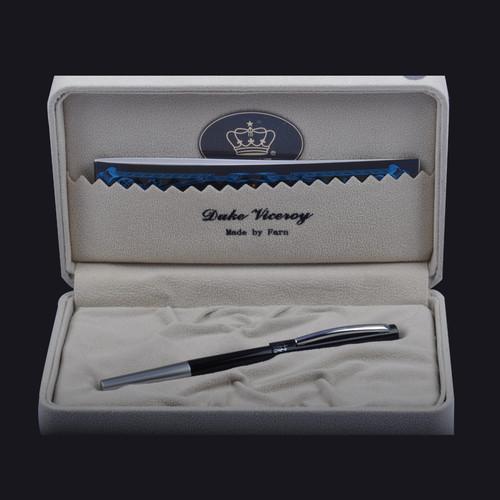 Germany Duke Black Ink Medium Refill Ballpoint Pen Women Writing Roller Ball Pen with An Original Box Office and School Supplies