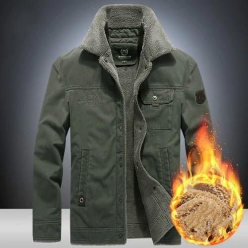 New Arrival Top Quality 2018 Men Comfortable Warm Parkas Heavy Wool Men Slim Winter Jacket Men Fashion Business Coat Size M-4XL